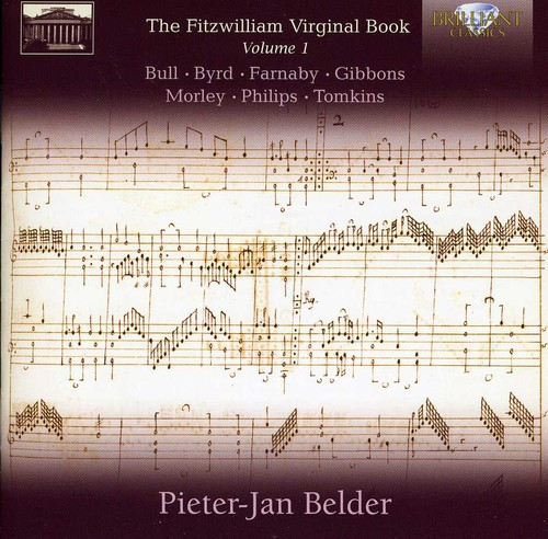 Fitzwilliam Virginal Book 1