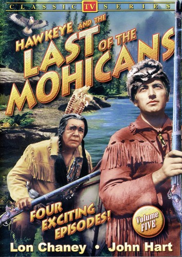 Hawkeye & the Last of the Mohicans 5