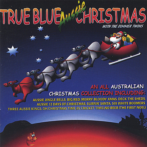 True Blue Aussie Christmas