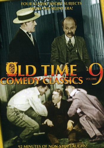 Old Time Comedy Classics 9