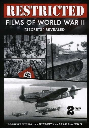 Restricted Films of WWII (2 Pack)