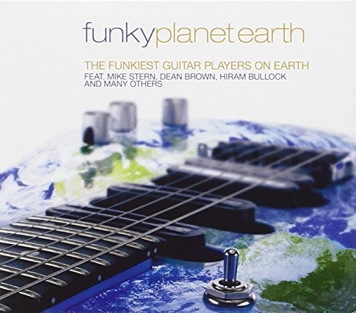 Funky Planet Earth