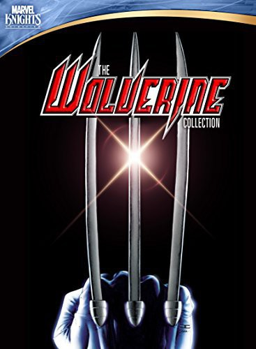 Marvel Knights the Wolverine Collection