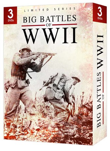 Big Battles of WW II