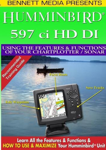 Humminbird 597 Ci HD Di