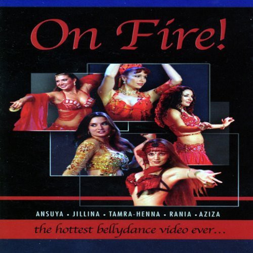 On Fire: Hottest Bellydance DVD Ever /  Various