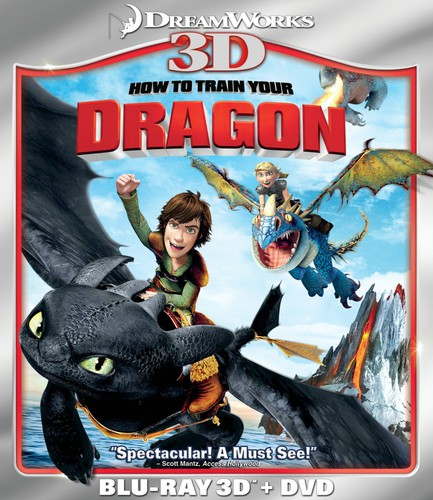 How to Train Your Dragon (3D)
