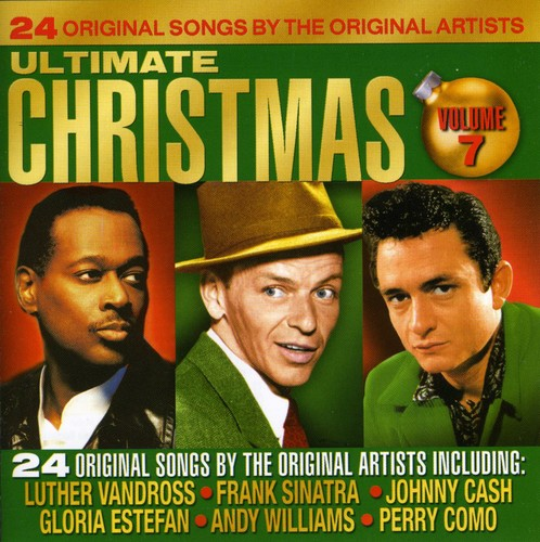 Ultimate Christmas Album 7 /  Various