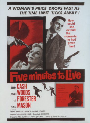 Five Minutes to Live /  Door to Door Maniac