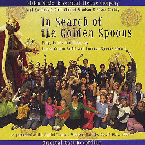 In Search of the Golden Spoons