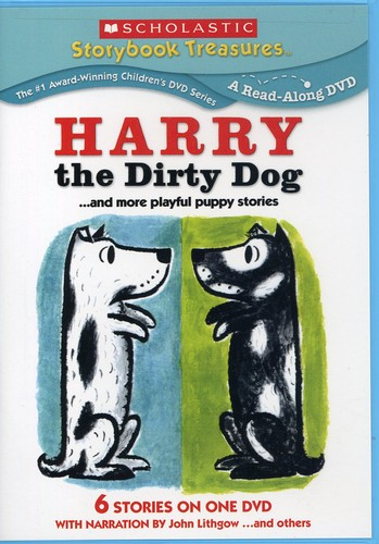 Harry the Dirty Dog & More Playful Puppy Stories