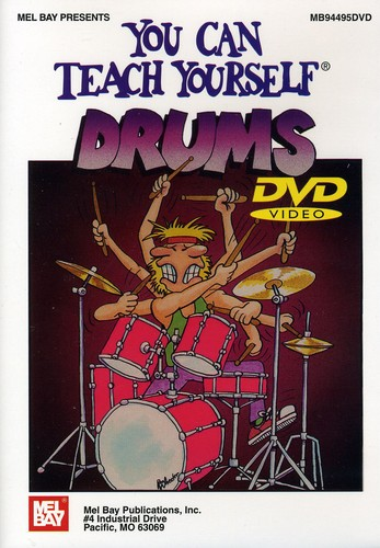 You Can Teach Yourself Drums
