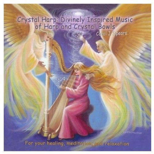 Crystal Harp: Divinely Inspired Music of Harp