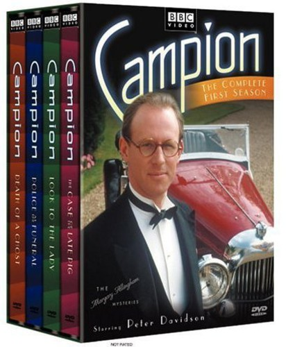 Campion: The Complete First Season