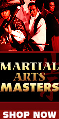 Matial Arts Masters Event
