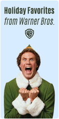 Holiday Sale from Warner Bros