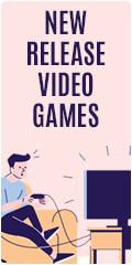 New Release Video Games