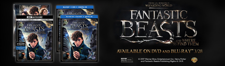 Fantastic Beasts on sale