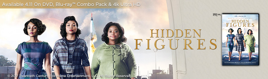 Hidden Figures on sale
