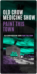 Old Crow Medicine Show on sale