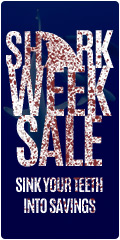 Shark Week Sale