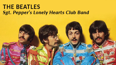Beatles - Sgt. Pepper's Lonely Hearts Club Band 50