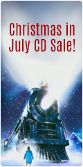 Christmas in July Music sale