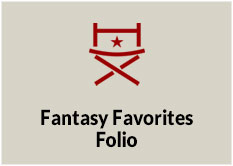 Fantasy Favorites Folio