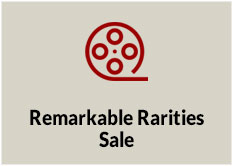 Remarkable Rarities Sale