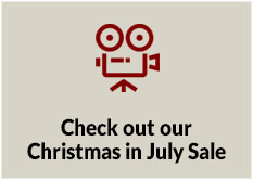 Check out our Christmas in July Sale