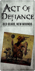Act Of Defiance on sale