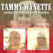 Another Lonely Song /  Woman To Woman [Import] , Tammy Wynette