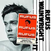 Rufus Does Judy At Carnegie Hall , Rufus Wainwright