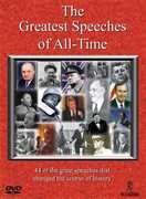 The Greatest Speeches of All-Time Box Set , Greatest Speeches of All Time