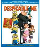 Despicable Me , Steve Carell
