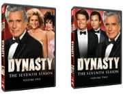 Dynasty: The Seventh Season: Volume 1 and 2 - 2 Pack , Kate O'Mara