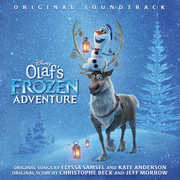 Olaf's Frozen Adventure (Various Artists) , Various Artists