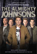 The Almighty Johnsons:The Complete Series (Unedted Version)
