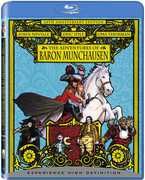 The Adventures of Baron Munchausen , Charles McKeown