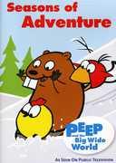 Peep and the Big Wide World: Seasons of Adventure , Jamie Watson