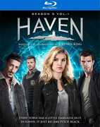 Haven: Season 5 - Volume 1 , Eric Balfour