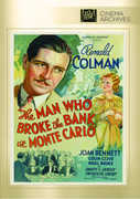 The Man Who Broke The Bank At Monte Carlo , Ronald Colman