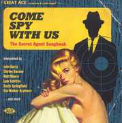 Come Spy with Us: Secret Agent Songbook /  Various [Import] , Various Artists