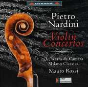 Violin Concertos , Mauro Rossi
