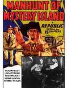 Manhunt of Mystery Island , Richard Bailey