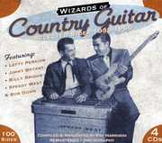 Wizards Of Country Guitar 1935-1955 , Various Artists