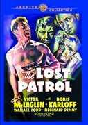 The Lost Patrol , Victor McLaglen