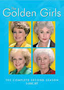 The Golden Girls: The Complete Second Season