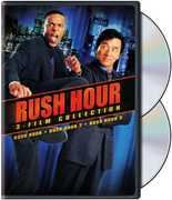 Rush Hour 1-3 Triple Feature , Chris Tucker