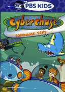 Cyberchase: Codename Icky & Harriet the Hippo and the Mean Green , Christopher Lloyd